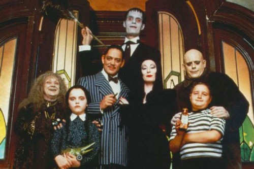 The Addams Family – Top 10 Film Freaks