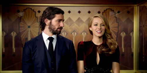 Movie Review:  The Age of Adaline (2015)