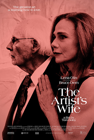The Artist's Wife (2019) by The Critical Movie Critics