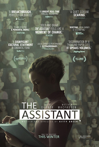 The Assistant (2019) by The Critical Movie Critics