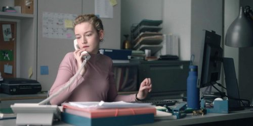 Movie Review:  The Assistant (2020)