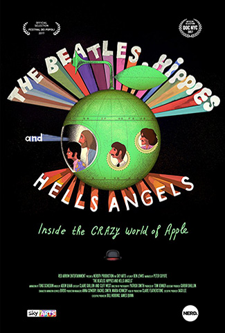 The Beatles, Hippies and Hells Angels: Inside the Crazy World of Apple (2017) by The Critical Movie Critics