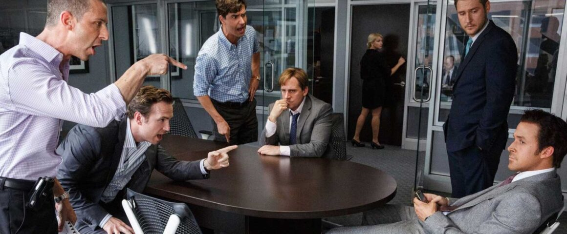 The Big Short (2015) by The Critical Movie Critics