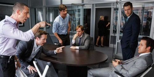 Movie Review:  The Big Short (2015)