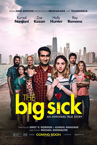 The Big Sick (2017) by The Critical Movie Critics