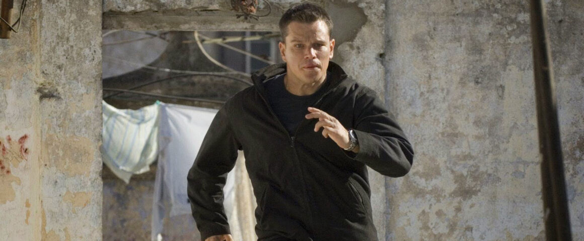 The Bourne Ultimatum (2007) by The Critical Movie Critics