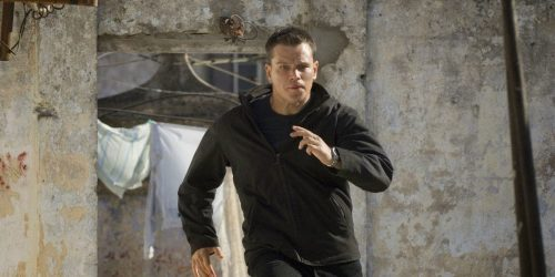Movie Review:  The Bourne Ultimatum (2007)