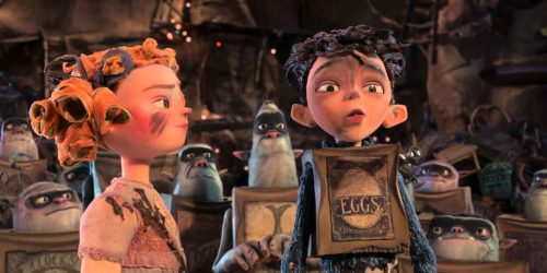Movie Review:  The Boxtrolls (2014)