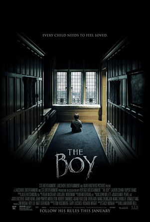 The Boy (2016) by The Critical Movie Critics