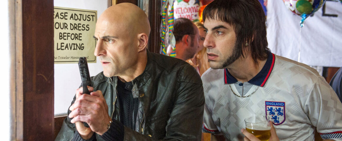 The Brothers Grimsby (2016) by The Critical Movie Critics