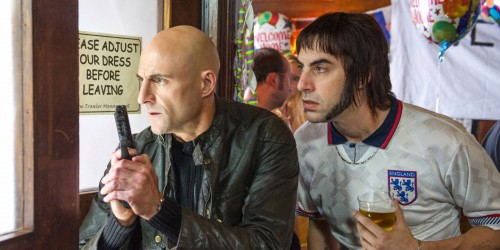 Movie Review:  The Brothers Grimsby (2016)