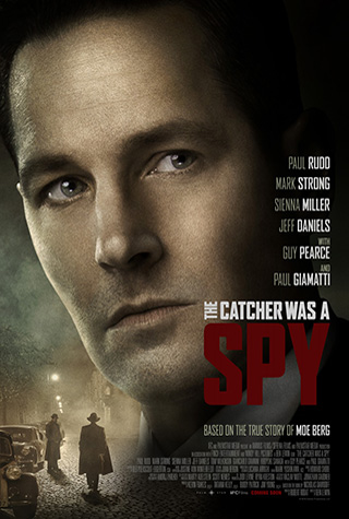 The Catcher Was a Spy (2018) by The Critical Movie Critics