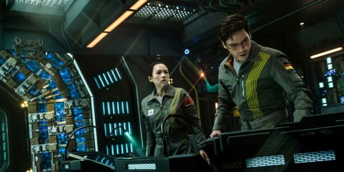 Movie Review: The Cloverfield Paradox (2018)