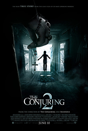 The Conjuring 2 (2016) by The Critical Movie Critics