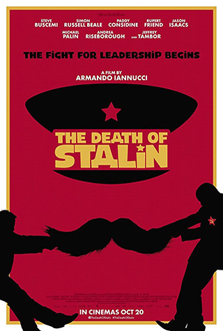 The Death of Stalin (2017) by The Critical Movie Critics