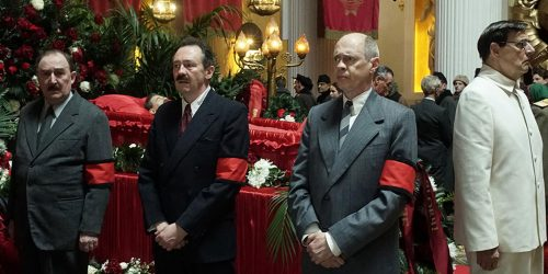 Movie Review: The Death of Stalin (2017)