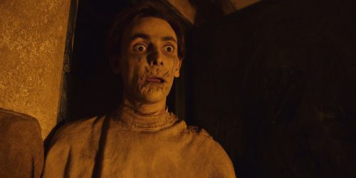 Movie Review: The Devil Lives Here (2015)