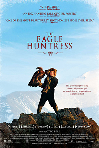 The Eagle Huntress (2016) by The Critical Movie Critics