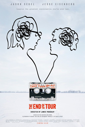 The End of the Tour (2015) by The Critical Movie Critics
