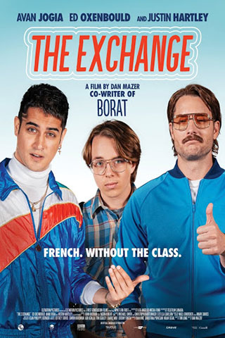 The Exchange (2021) by The Critical Movie Critics