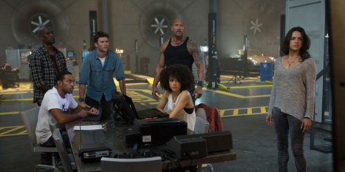 Movie Review:  The Fate of the Furious (2017)