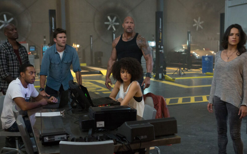 The Fate of the Furious (2017) by The Critical Movie Critics