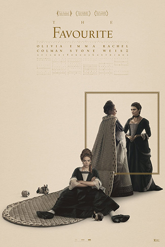 The Favourite (2018) by The Critical Movie Critics