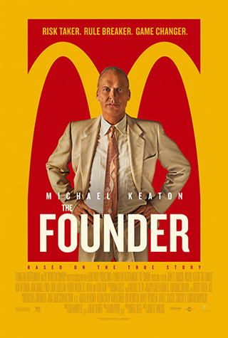 The Founder (2016) by The Critical Movie Critics