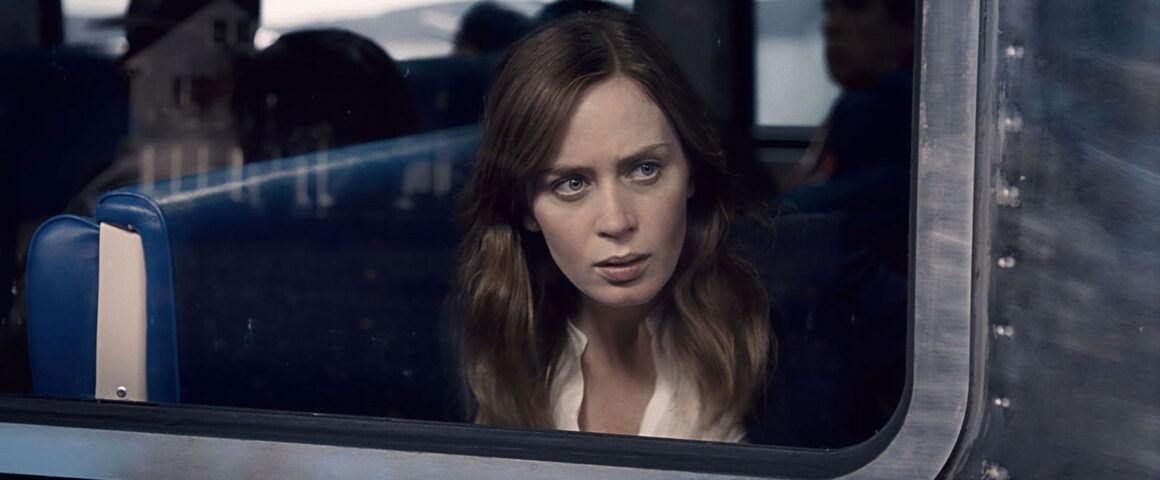 The Girl on the Train (2016) by The Critical Movie Critics