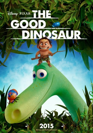 The Good Dinosaur (2015) by The Critical Movie Critics
