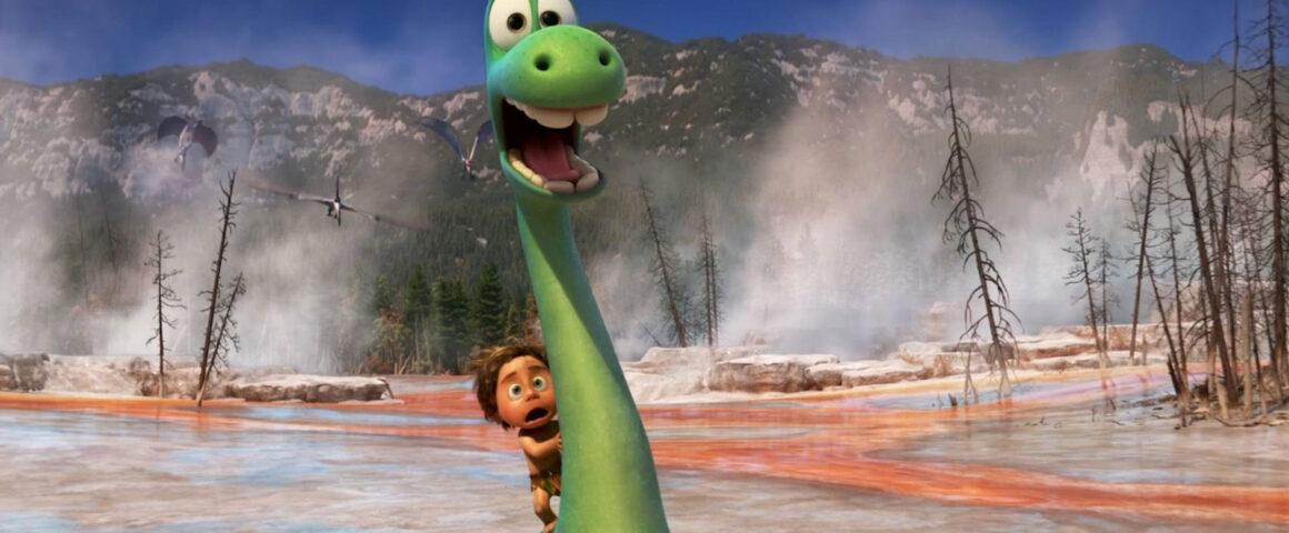 The Good Dinosaur (2015) by The Critical Movie Critics