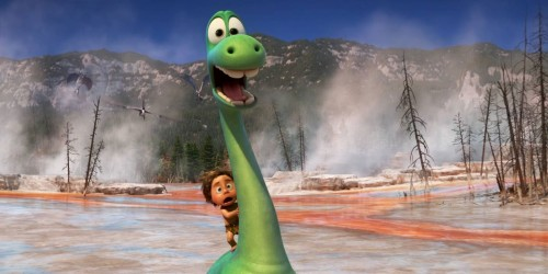 Movie Review:  The Good Dinosaur (2015)