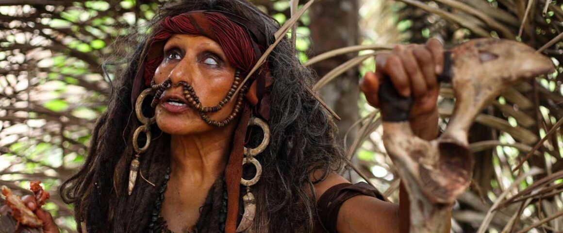 Movie Review The Green Inferno 2013 The Critical Movie Critics
