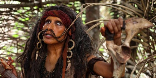 Movie Review:  The Green Inferno (2013)