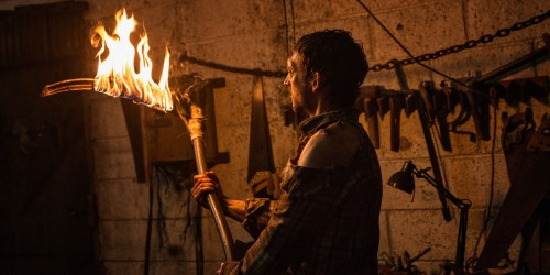 Movie Review:  The Hallow (2015)