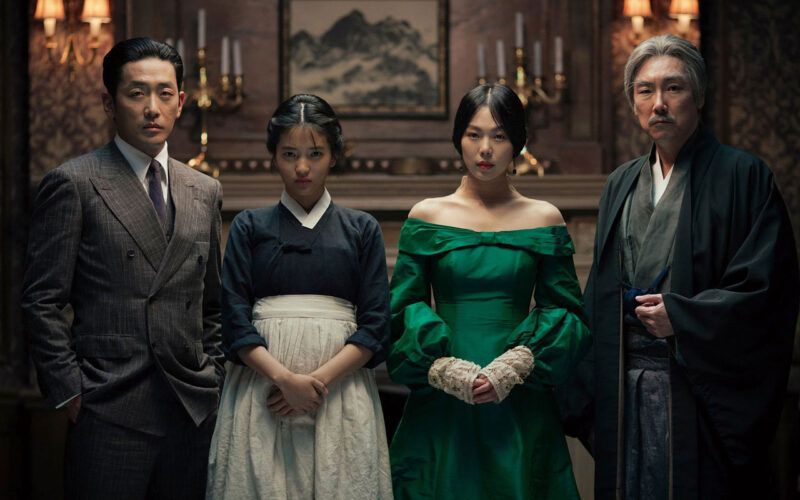 The Handmaiden (2016) by The Critical Movie Critics