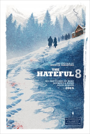 The Hateful Eight (2015) by The Critical Movie Critics