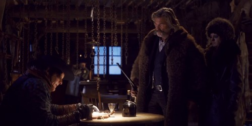 Movie Trailer: The Hateful Eight (2015)