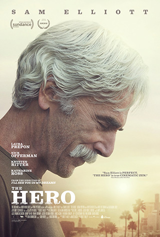 The Hero (2017) by The Critical Movie Critics