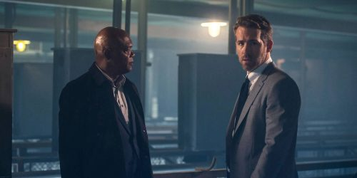 Movie Review:  The Hitman's Bodyguard (2017)