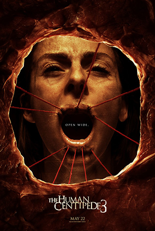 The Human Centipede 3 (Final Sequence) (2015) by The Critical Movie Critics