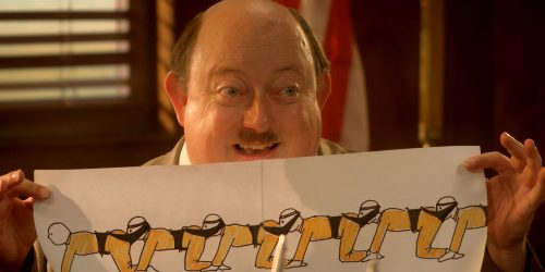 Movie Review:  The Human Centipede 3 (Final Sequence) (2015)