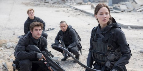 The Hunger Games: Mockingjay - Part 2 (2015) by The Critical Movie Critics