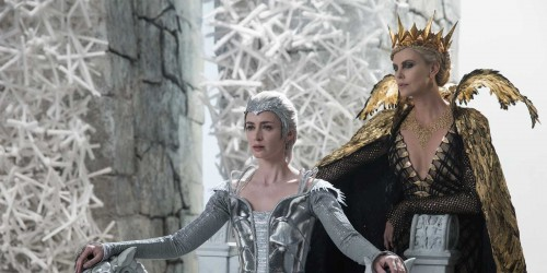 Movie Review: The Huntsman: Winter's War (2016)