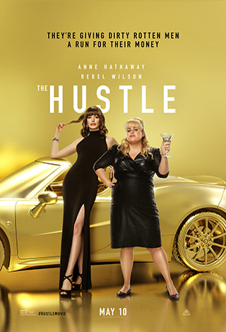 The Hustle (2019) by The Critical Movie Critics