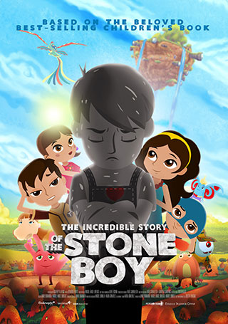 The Incredible Story of the Stone Boy (2015) by The Critical Movie Critics