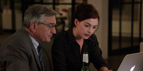 Movie Review:  The Intern (2015)