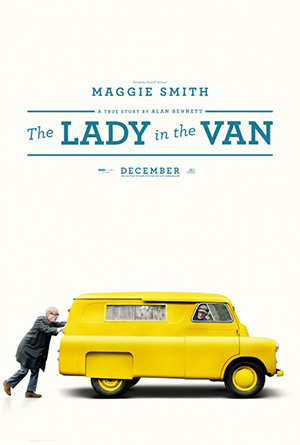 The Lady in the Van (2015) by The Critical Movie Critics
