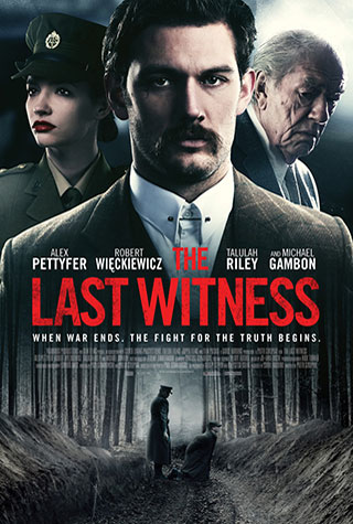 The Last Witness (2018) by The Critical Movie Critics