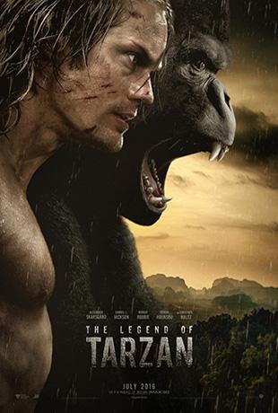 The Legend of Tarzan (2016) by The Critical Movie Critics